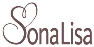 Logo_SonaLisa_dunkelbraun_hintergrund